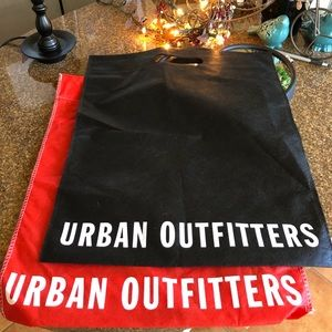 🔹UO Reusable ♻️ Tote Bags Set /2 (FREE w/Purch)